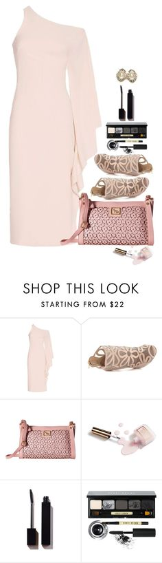 """Untitled #6399"" by lisa-holt ❤ liked on Polyvore featuring Chinese Laundry, Emma Fox, Ciaté, Serge Lutens and Bobbi Brown Cosmetics"