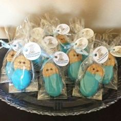 27 Adorable Baby Shower Favors You Can Make Yourself