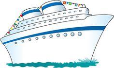 free cruise ship clip art image clip art illustration of a cruise rh pinterest com cruise ship clip art images cruise ship clipart png