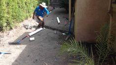 Residential Thatching & Aeration Services- Agency in Santa Barbara-sbevo. Garden Maintenance, Santa Barbara, Outdoor Power Equipment, Youtube, Yard Maintenance, Garden Tools, Youtubers, Youtube Movies