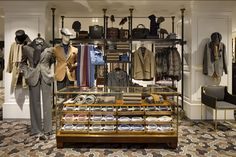 Hackett store interiors - Google Search
