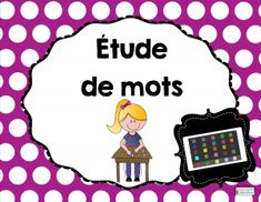 Daily Five, French Classroom, Back To School, School Stuff, Literacy, Grade 2, Character, Ipad, Collage
