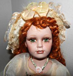 Original SAMANTHA Collection Special Edition Genuine Porcelain Doll SERIES-2005
