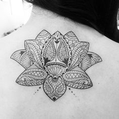 Best Tattoos - Pics of ink to fall in love with : Photo Wicked Tattoos, Cool Tattoos, Tattoos Pics, Tatoos, Jewelry Tattoo, Lotus Tattoo, Picture Tattoos, Henna, Tatting