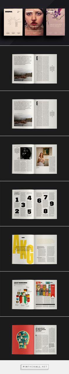 Josu Aingeru   Graphic design › Dogma