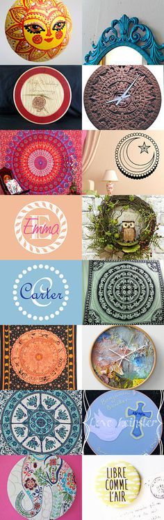 The Circle of LOVE by Sunny Pecharee on Etsy--Pinned with TreasuryPin.com