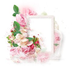 tube cadre p ques Png Photo, Borders And Frames, Victorian Women, Photos, Pictures, Picture Frames, Floral Wreath, Creations, Flowers