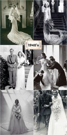 1940 Brides