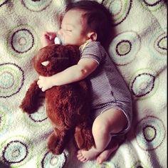Buy my newborn a cute teddy bear