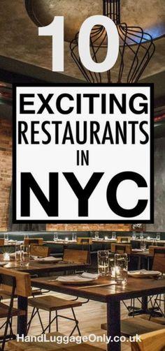 NYC eats.