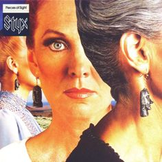 Styx - Pieces of Eight album cover Storm Thorgerson