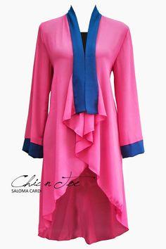 Model Kebaya Terbaru - Kebaya Kimono Saloma