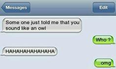 -Old knock knock jokes. Old knock knock jokes. Funny Texts Jokes, Text Jokes, Cute Texts, Stupid Funny Memes, Funny Relatable Memes, Hilarious, Funny Stuff, Text Pranks, Drunk Texts