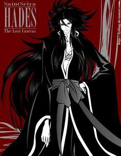 Hades lost canvas