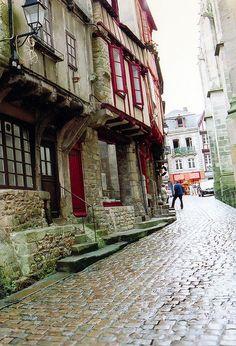 Vieux quartier de Vannes
