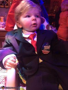 Baby Trump - 2015 Halloween Costume Contest