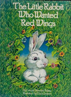 vintage kids bunny book The Little Rabbit Who by OnceUponABookshop, $5.00
