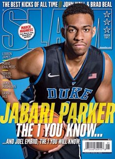 I love me some Jabari Parker! I really hope he chooses to stay next year.
