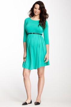 Shannon Pleated Skirt Midi Dress