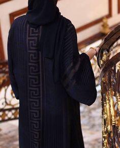 IG: LovahCollection || Modern Abaya Fashion || IG: Beautiifulinblack
