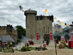 The 8 shows at Puy Du Fou that will blow your mind
