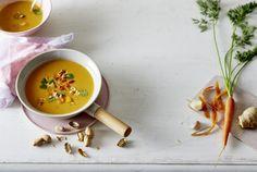 Brainfood-Suppe mit Kokosmilch