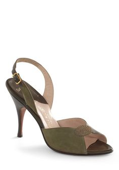 Vintage Reserve Virginia Heel, #ModCloth