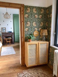 IKEA HACKK meuble Ivar avec du cannage #StayInspired