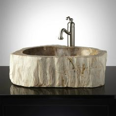 Www.deeliving.com #petrified#sink#