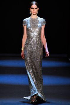 Naeem Khan Fall 2011 Ready-to-Wear Fashion Show - Esme Wissels