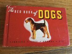The Red Book Of Dogs, 1941