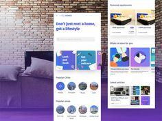 Home Rental App