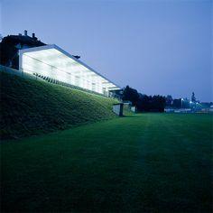 Stadion Wolfern by hertl-architekten