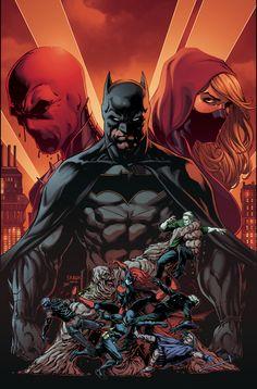 BATMAN: Detective Comics VOL. 2 - LA VÍCTIMA TP SINDICATO En estos cuentos de Detective Comics # 943-949, víctimas inocentes mutilados o rotos por los mayores enemigos de Batman banda juntos, y culpan a Batman y sus compañeros de lucha del crimen para lo que les pasó tanto como ellos culpan a los psicópatas que les hacen daño. Batman y sus aliados recién formados deben asumir estas almas con problemas, pero uno de los compañeros de Batman no pueden dejar de pensar que podrían tener un punto