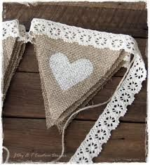 Image result for hessian bunting