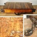 alternative coffee tables - Click image to find more DIY & Crafts Pinterest pins