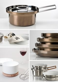 knIndustrie cookware, available in Australia through L'Atelier Maison.