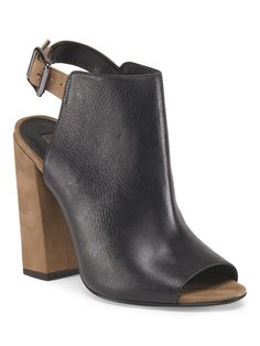 df696592da3f Made In Brazil Leather Quesadilha Bootie - Shoes - T.J.Maxx