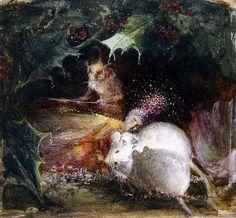The Sleeping Fairy... J.A.Fitzgerald