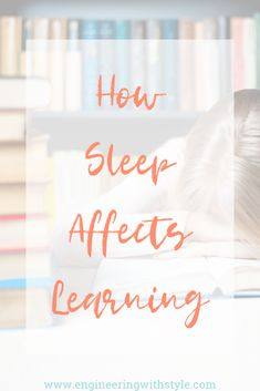 Sleep and learning go together more than you may know. Before you stay up late to study, consider these benefits of getting a good night's sleep. Personal Development Skills, Self Development, Good Study Habits, Study Tips, Np School, High School, How To Pass Exams, Professional School, Organization Skills