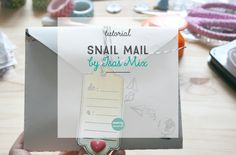 TUTORIAL | ¿Conoces el Snail Mail? | Cocoloko