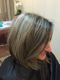Going grey with grace