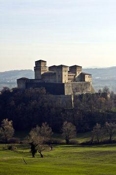 Torrechiara Castle - Langhirano (Parma), Emilia-Romagna , Italy
