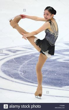 Nagano, Japan. 28th Nov, 2015. Zijun Li (chn) Figure Skating : Isu Stock Photo, Royalty Free Image: 90642349 - Alamy