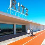 Four Seasons Hotel Ritz Lisbon - Rooftop Running Track