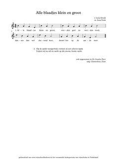 Vrijeschoolliederen Sheet Music, School, Music Sheets