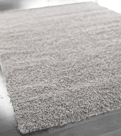 Silver carpet Silver Carpet, Bedroom Carpet, Next At Home, Shag Rug, Flooring, Basement, House, Home Decor, Shaggy Rug