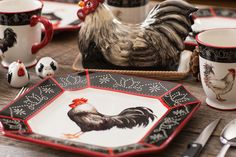 Our Rooster Collection