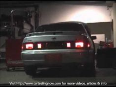 728 HP and 561 TQ camry. .. I want one! lol =\