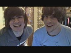 Anthony and Ian from Smosh
